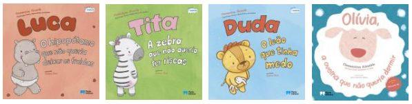 Libros Clementina Almeida